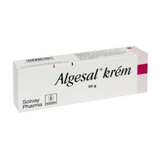 Mozsonyi Patika - ALGESAL KRÉM 50G