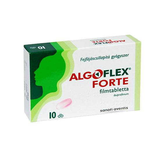 Mozsonyi Patika - ALGOFLEX FORTE / ULTRA FORTE 600MG FILMTABLETTA 10X BUB