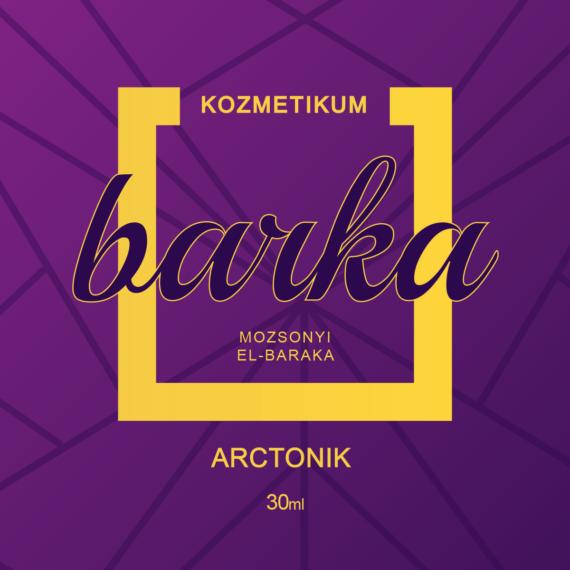 Mozsonyi Patika - BARKA RÓZSAVIZES ARCTONIK 30ML