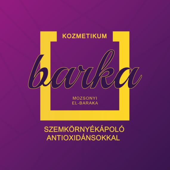 Mozsonyi Patika - Barka - Szemkörnyékápoló antioxidánsokkal