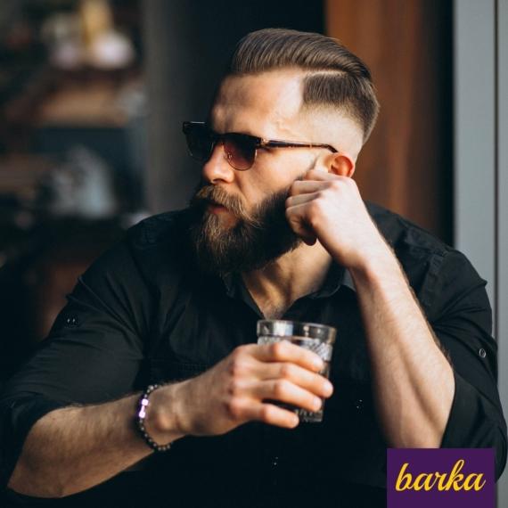 Mozsonyi Patika - Barka barber – bag + ajándék szakálkefe