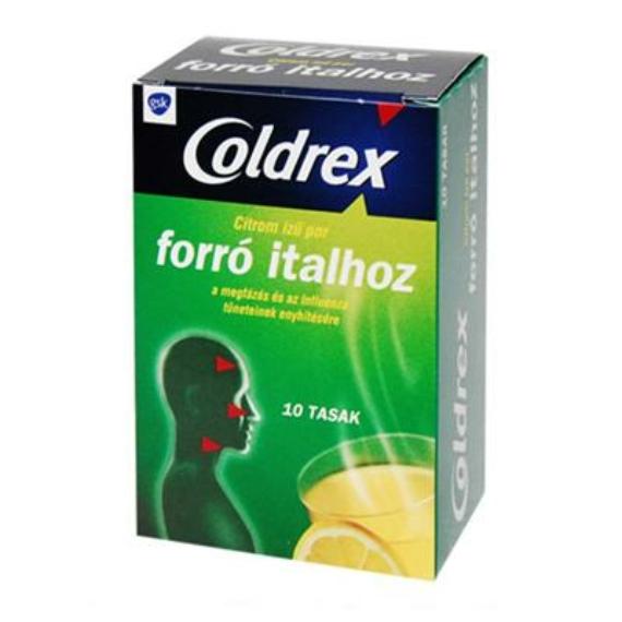 Mozsonyi Patika - COLDREX CITROM ÍZŰ POR BELSŐLEGES OLDATHOZ 10X