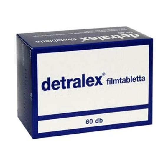 Mozsonyi Patika - DETRALEX 500MG FILMTABLETTA 60X BUB