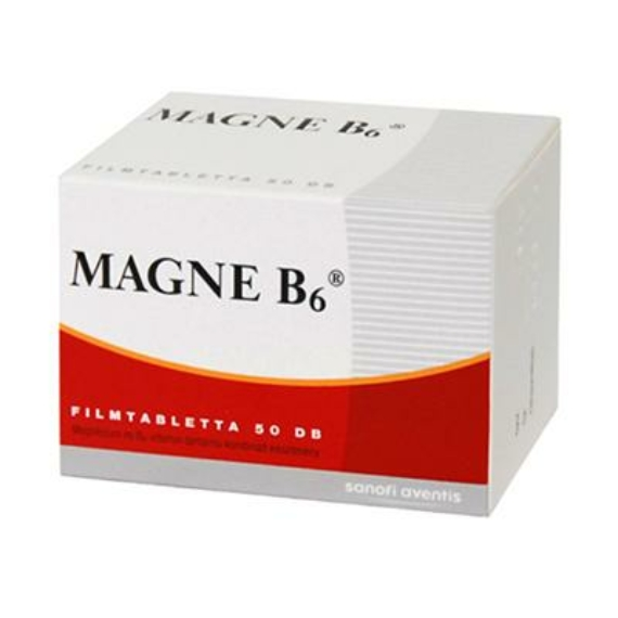 Mozsonyi Patika - MAGNE B6 BEVONT TABLETTA 50X BUB