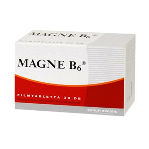 Mozsonyi Patika - MAGNE B6 BEVONT TABLETTA 30X BUB
