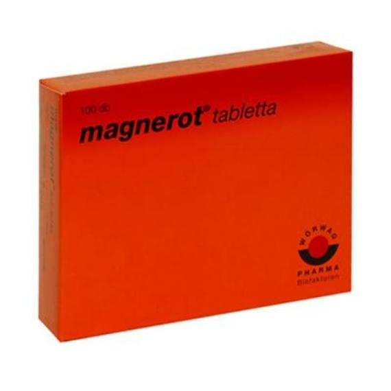 Mozsonyi Patika - MAGNEROT TABLETTA / 03 100X BUB