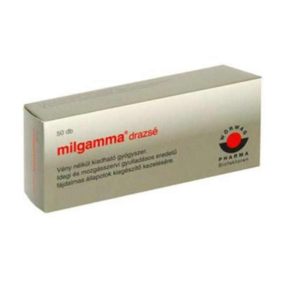 Mozsonyi Patika - MILGAMMA BEVONT TABLETTA 50X BUB