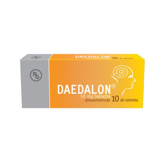 Mozsonyi Patika - DAEDALON 50MG TABLETTA 10X